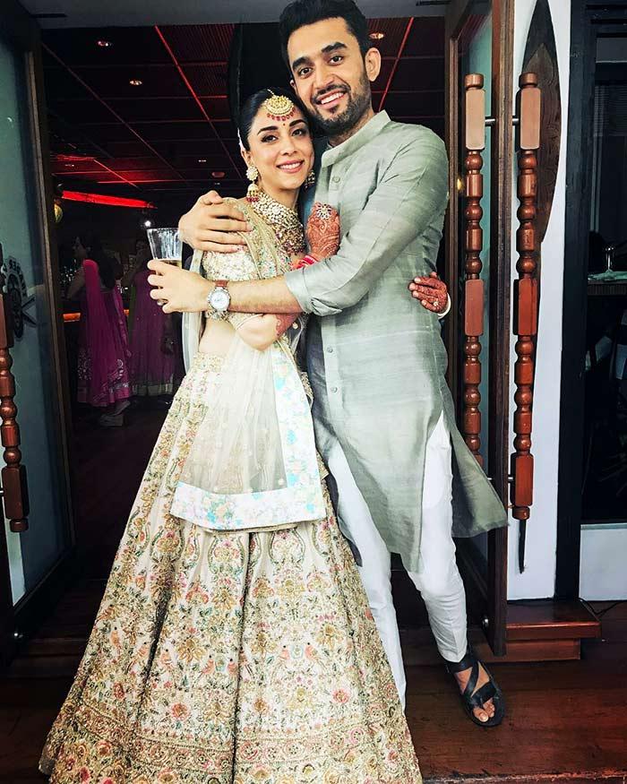 Image result for amrita puri marriage pics