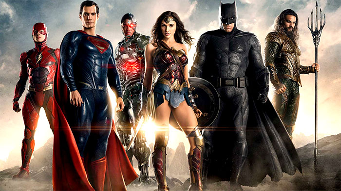 Current Bollywood News & Movies - Indian Movie Reviews, Hindi Music & Gossip - Review: Justice League has moments of freshness and fun