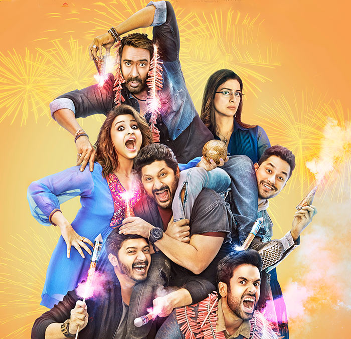 Golmaal Again In More Ways Than One Rediff Com Movies