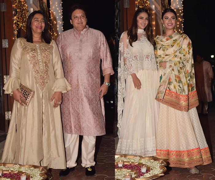 pix sridevi bipasha party with shilpa rediffcom movies