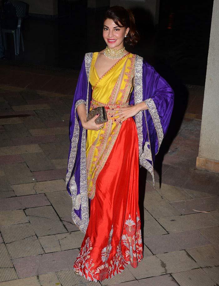 Jacqueline Sonam Varun Sidharth Like Their Diwali Look Vote