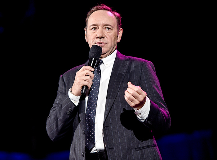 No Emmy for Kevin Spacey