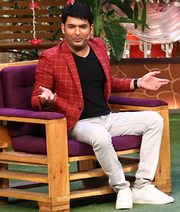 Current Bollywood News & Movies - Indian Movie Reviews, Hindi Music & Gossip - Why Kapil Sharma is shocked