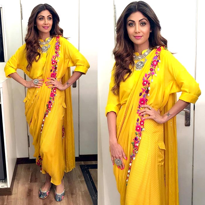 048d478c6 CelebInspiration: How to dress for Lohri - Rediff.com Get Ahead
