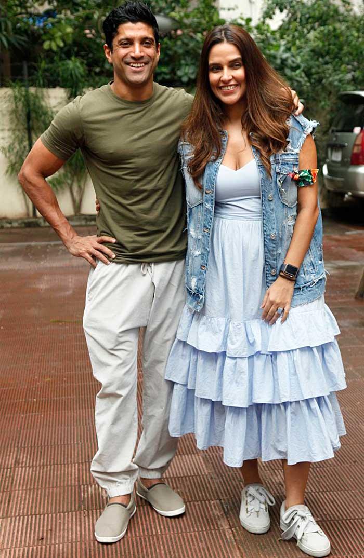 Farhan S Dream Cast For Dil Chahta Hai Rediff Com Movies