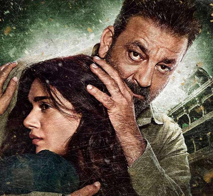 Current Bollywood News & Movies - Indian Movie Reviews, Hindi Music & Gossip - Sanjay Dutt makes comeback in one of the worst films of the year!