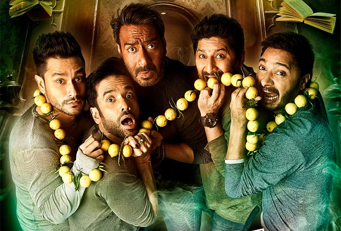 Current Bollywood News & Movies - Indian Movie Reviews, Hindi Music & Gossip - Golmaal Again trailer is hilarious