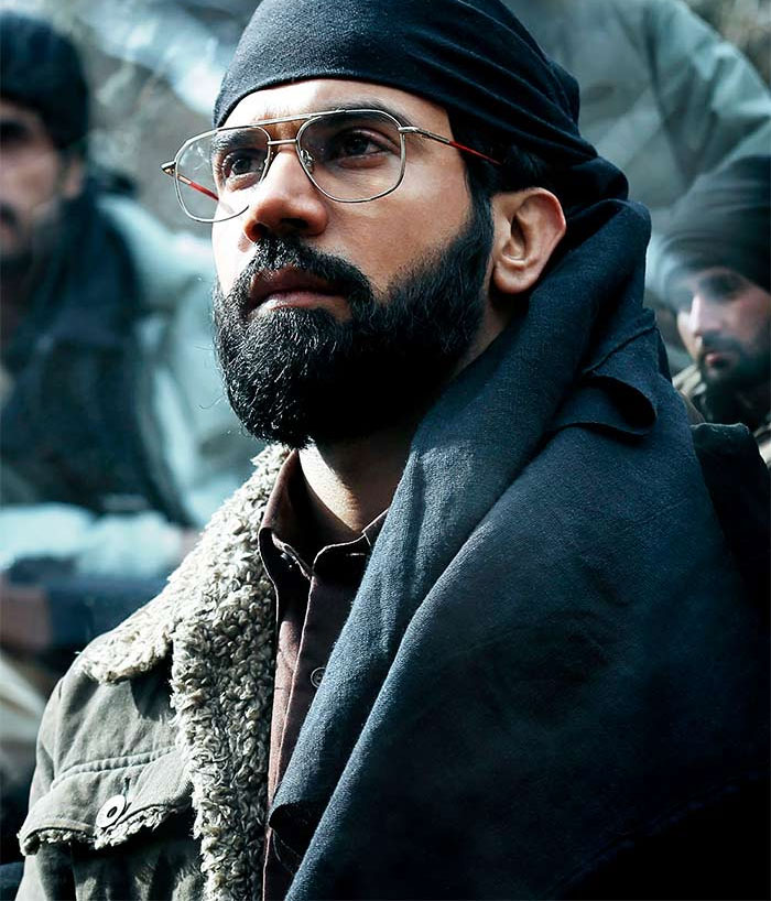 Rajkummar Rao as Omar Sheikh in Omerta