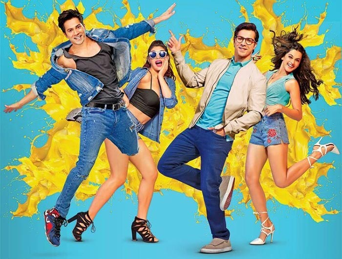 Current Bollywood News & Movies - Indian Movie Reviews, Hindi Music & Gossip - Judwaa 2 Review: Varun can't do a Salman