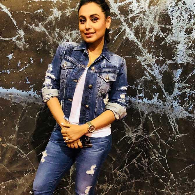 Revealed: How Rani got Hichki - Rediff.com Movies
