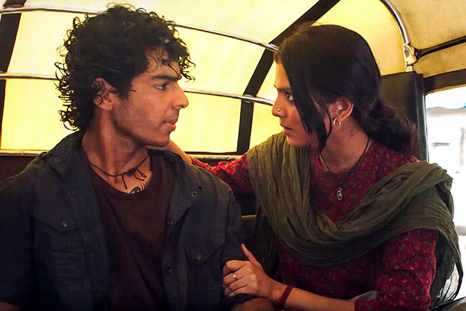 Beyond The Clouds Review: Ishaan Khatter Shows Promise