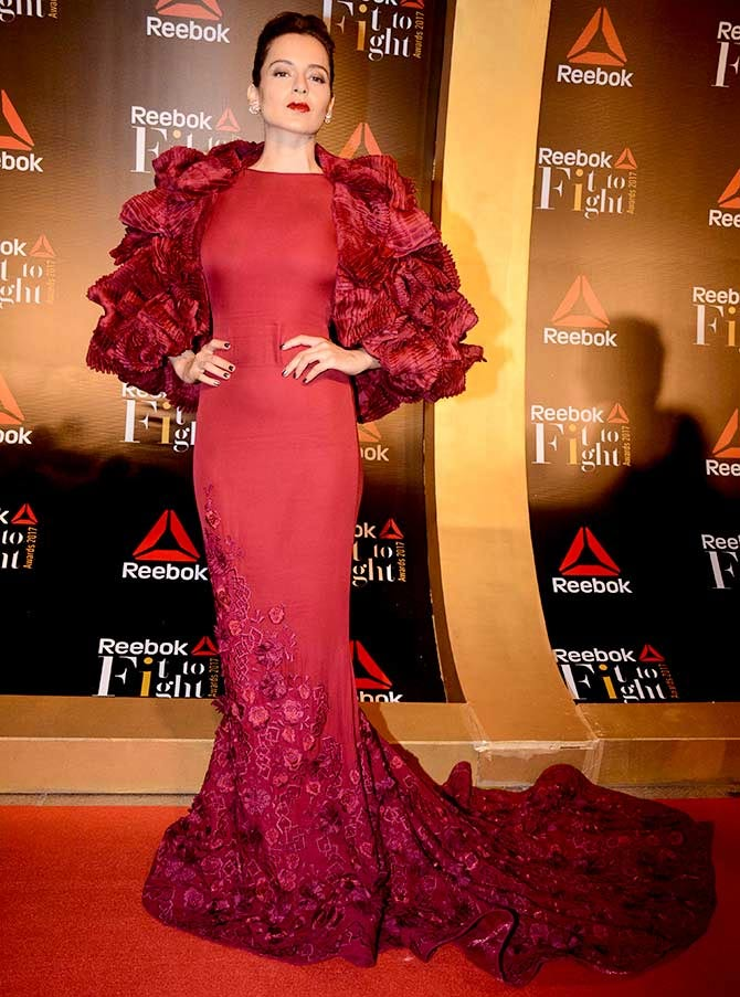 Cannes 2018 What Will Kangana Wear On The Red Carpet