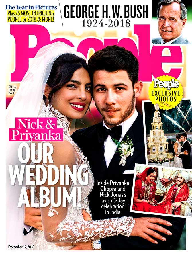 Current Bollywood News & Movies - Indian Movie Reviews, Hindi Music & Gossip - Why Priyanka-Nick kept their wedding pix hush-hush
