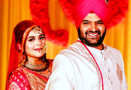 Current Bollywood News & Movies - Indian Movie Reviews, Hindi Music & Gossip - Doesn't Kapil look happy and dapper?