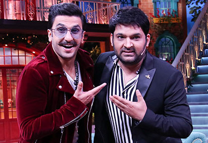 Current Bollywood News & Movies - Indian Movie Reviews, Hindi Music & Gossip - What a comeback, Kapil!
