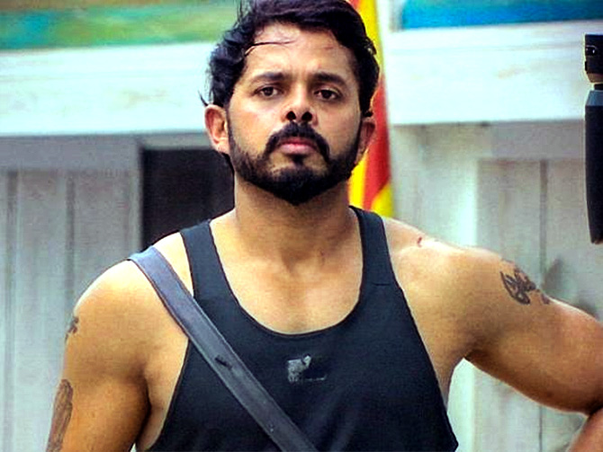 Current Bollywood News & Movies - Indian Movie Reviews, Hindi Music & Gossip - 'People saw the real Sreesanth'