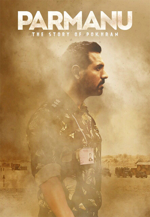 John Abraham, Parmanu: The Story of Pokhran