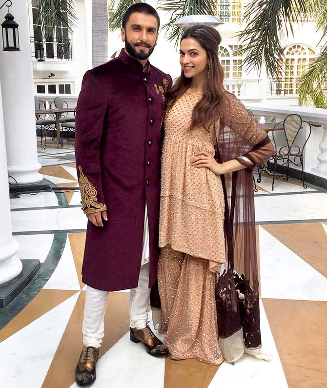 Current Bollywood News & Movies - Indian Movie Reviews, Hindi Music & Gossip - Where will Deepika-Ranveer live after the wedding?