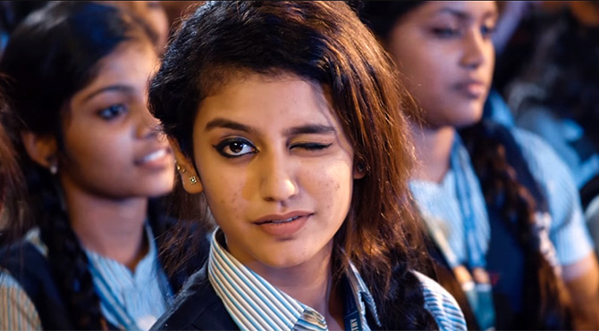 Latest News from India - Get Ahead - Careers, Health and Fitness, Personal Finance Headlines - Priya Prakash beats Sunny Leone