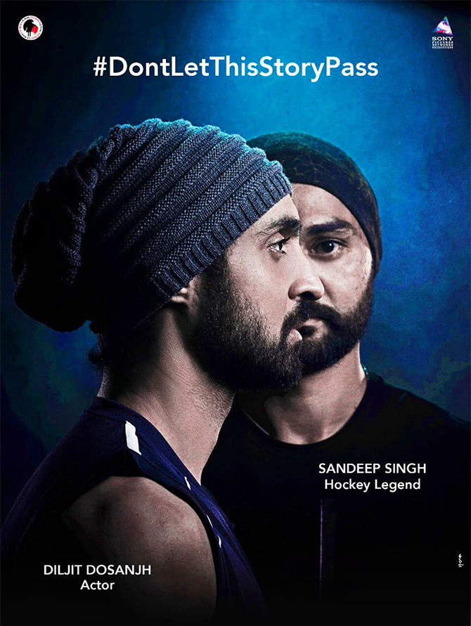 Guess who Diljit Dosanjh plays in his new film? - Rediff com