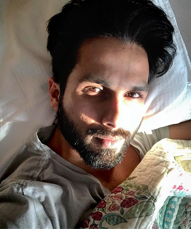 Shahid Kapoor's SUPERSTAR life, in pictures! - Rediff.com ...