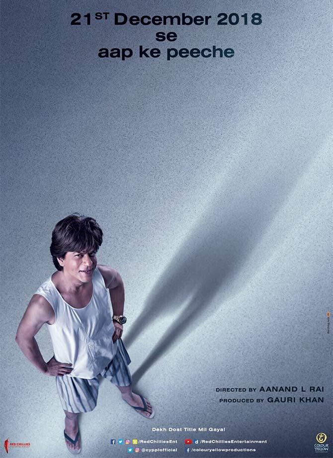 Zero (2018) 700MB DVDScr Hindi Movie 720p ESubs