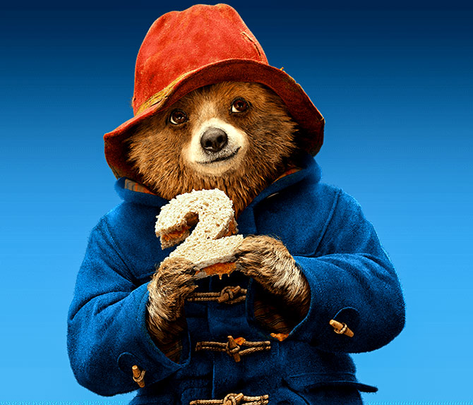 Current Bollywood News & Movies - Indian Movie Reviews, Hindi Music & Gossip - Paddington 2 Review: Sweet, snuggly sequel!