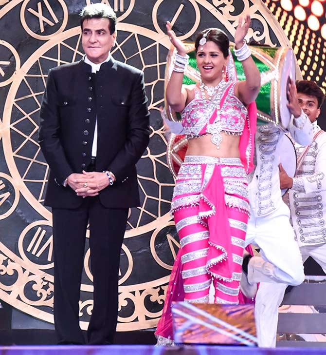 Umang Performance on Chacha Dance Steps Chart