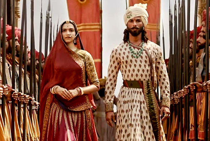 Box Office: Padmaavat gets a fair opening
