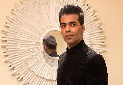 Current Bollywood News & Movies - Indian Movie Reviews, Hindi Music & Gossip - We love Karan Johar's shoes!