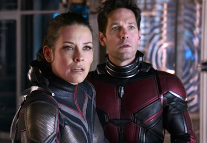 Ant-Man And The Wasp Review: Fast, Fizzy, Fun!