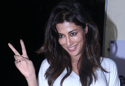 Current Bollywood News & Movies - Indian Movie Reviews, Hindi Music & Gossip - Why is Chitrangada so happy?
