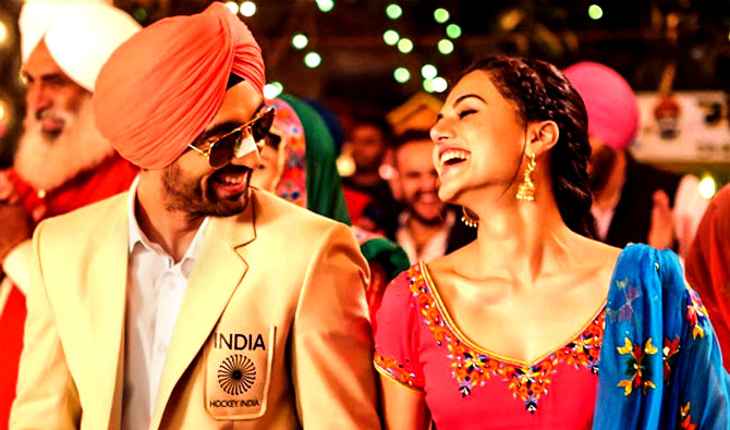 Current Bollywood News & Movies - Indian Movie Reviews, Hindi Music & Gossip - Box Office: Soorma opens below average