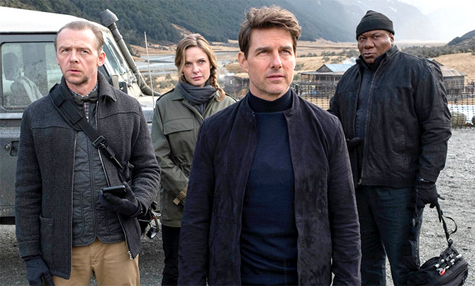 Mission Impossible Fallout Review: ACTION FEST!