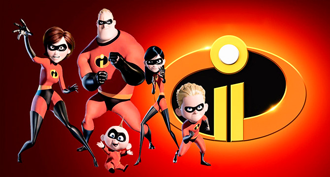 Incredibles 2 Review: Family Fun Unlimited