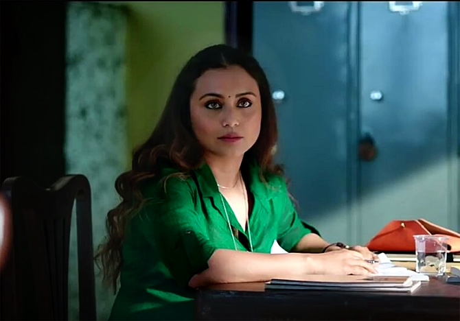 Why Rani feels today\'s actors are spoilt, pampered - Rediff.com Movies