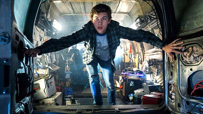 Ready Player One Review: Spielberg's Love Song Is A Joyride