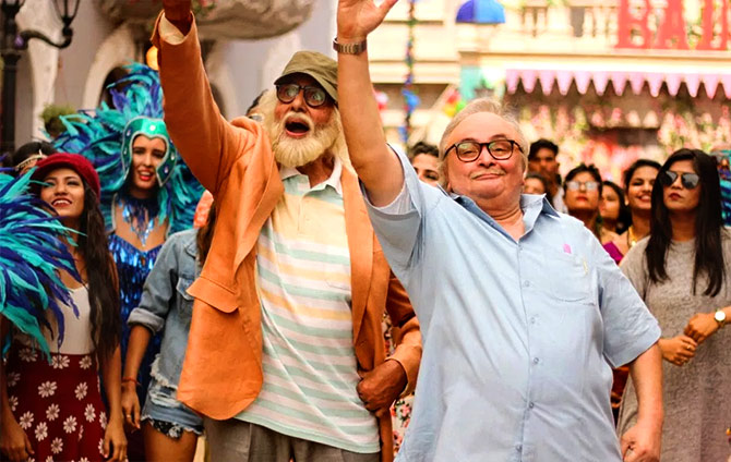 102 Not Out Review: Rishi Kapoor Steals The Show