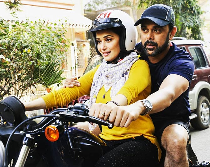 Review: Madhuri's Bucket List Isn't As Endearing As Her