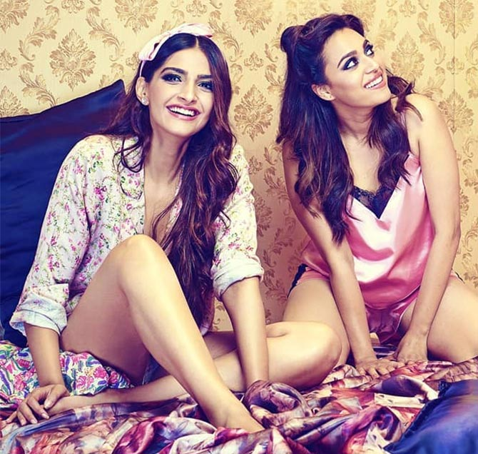 A movie where nothing horrible happens to women' - Rediff
