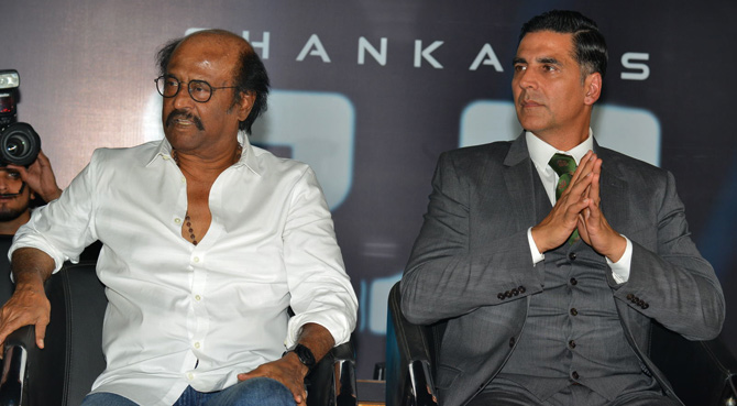 Rajinikanth: 'We are late, but we will hit the target' - Rediff com