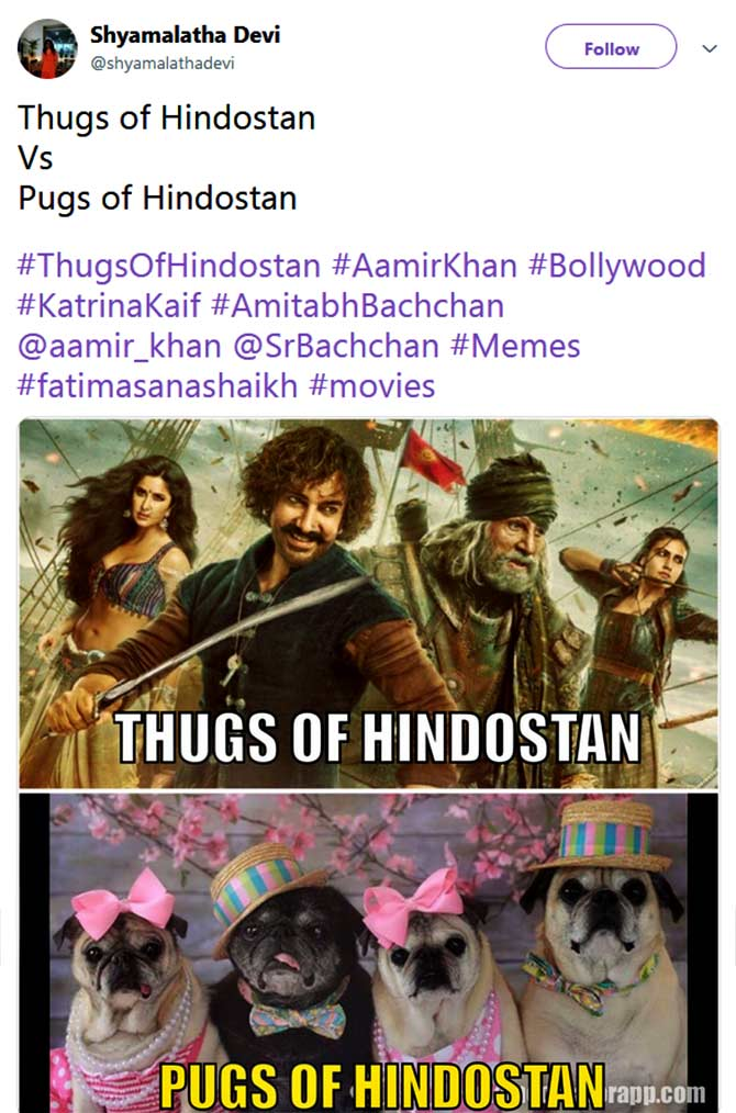 thugs of hindostan - photo #32