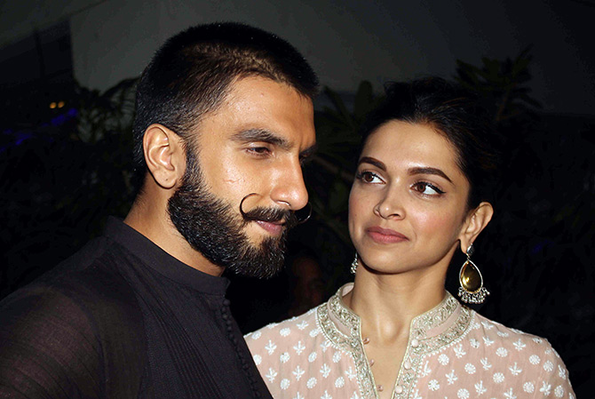Current Bollywood News & Movies - Indian Movie Reviews, Hindi Music & Gossip - Deepika weds Ranveer: All the details
