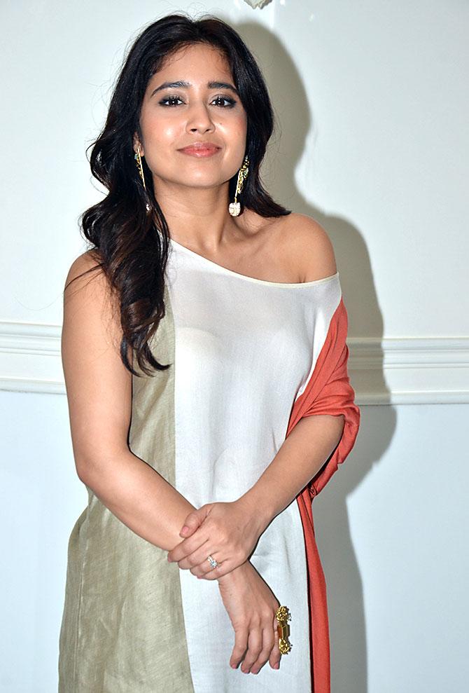 PIX: Shweta, Rasika, Shriya watch Mirzapur - Rediff com movies