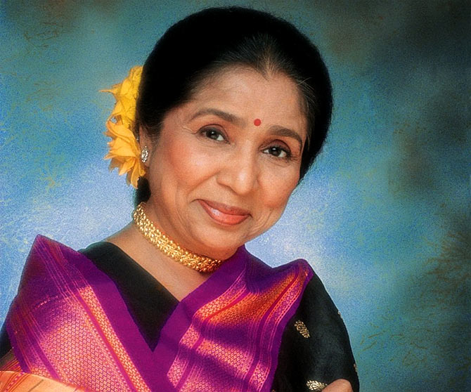 85 UNFORGETTABLE Asha Bhosle songs - Rediff com movies