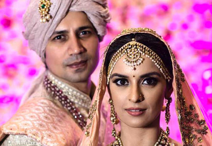 Current Bollywood News & Movies - Indian Movie Reviews, Hindi Music & Gossip - PIX: Veere Di Wedding actor Sumeet Vyas weds