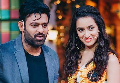 Prabhas, Shraddha get ready for Kapil Sharma
