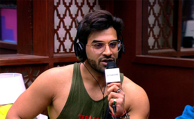 Bigg Boss 13: Paras returns to the house