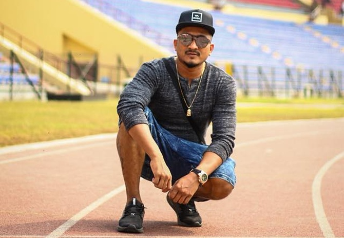 d6fa75cda The rapper who inspired Gully Boy - Rediff.com movies