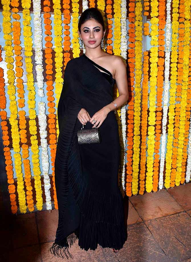 PIX: Mouni, Karishma, Abhishek party with Ekta Kapoor